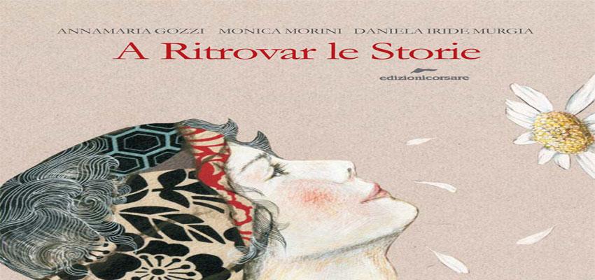 """Miniatura della copertina del libro """"A ritrovar le storie"""""""