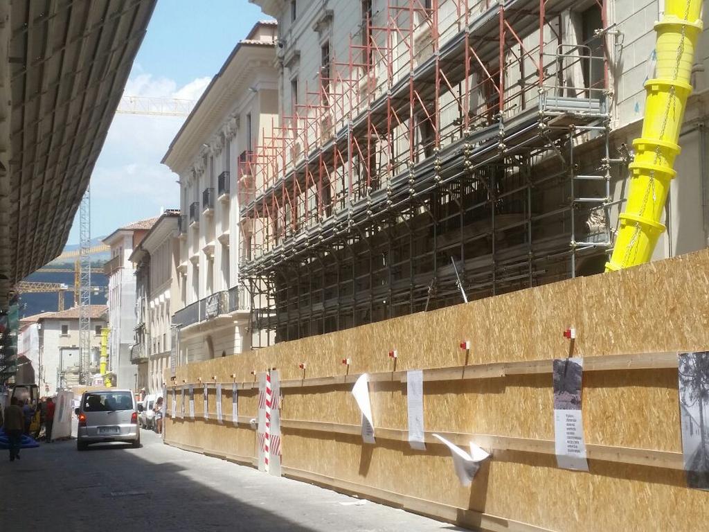 Aquila 3 Cammino Francesco 2016