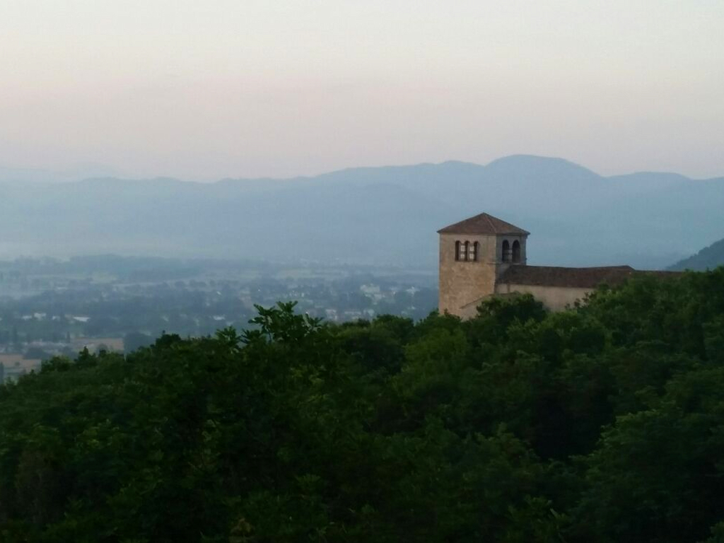 Castello Cammino Francesco 2016
