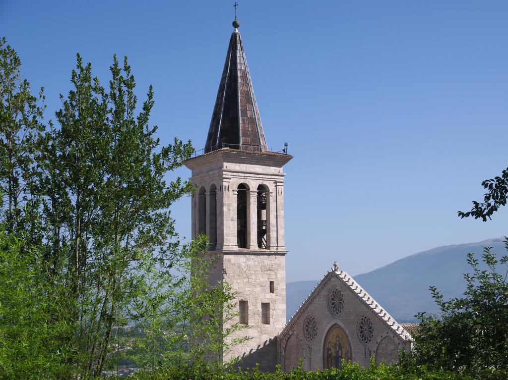 Cattedrale Spoleto Cammino Francesco 2016