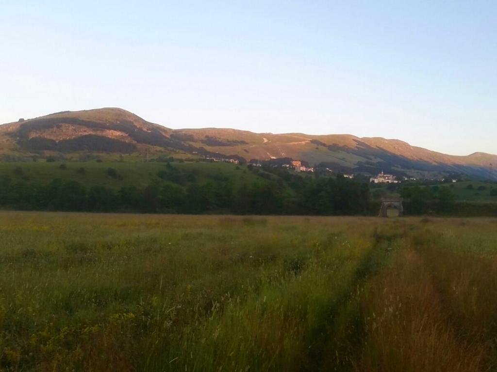 Montagne Cammino Francesco 2016