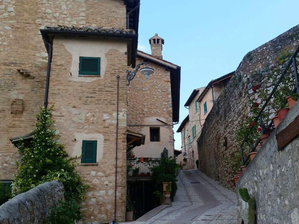 Spoleto2 Cammino Francesco 2016