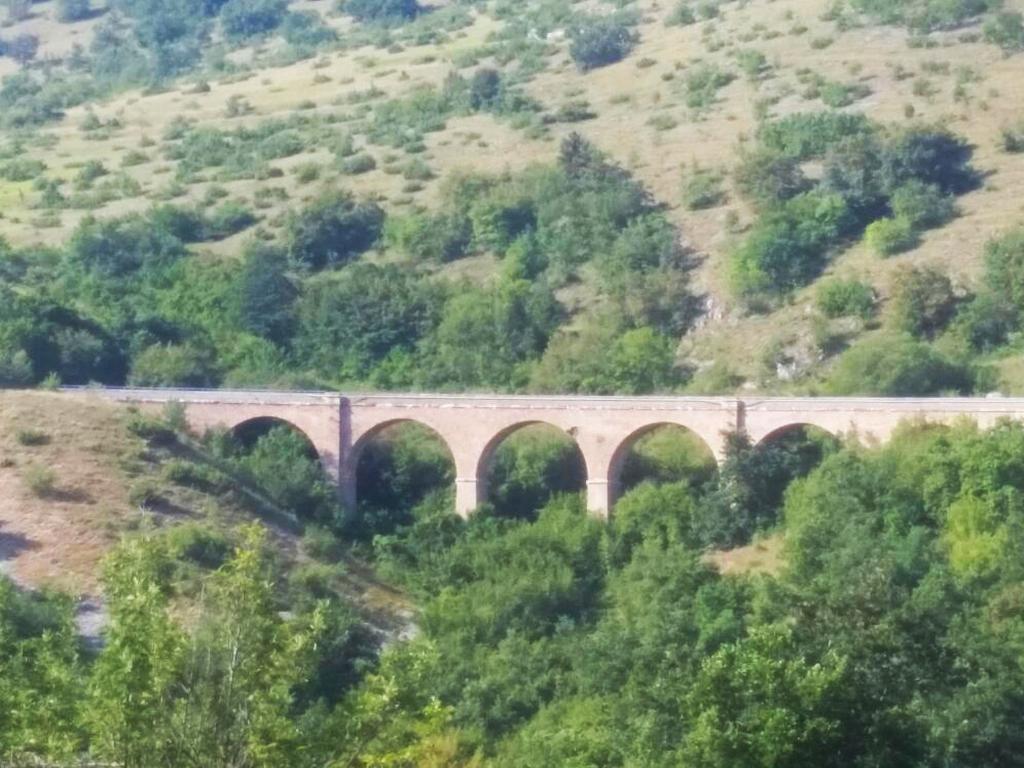 acquedotto Cammino Francesco 2016