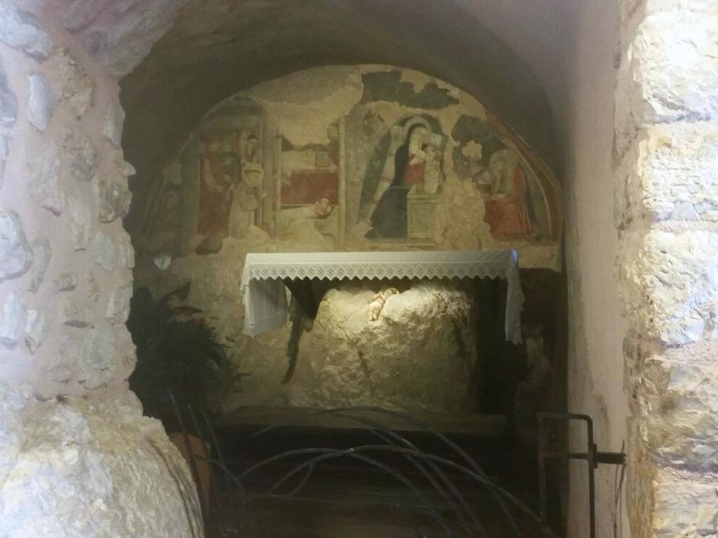 altare Cammino Francesco 2016