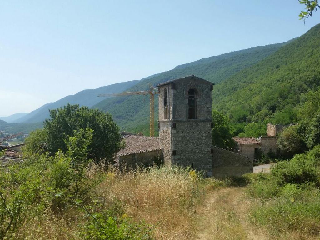 chiesetta Cammino Francesco 201