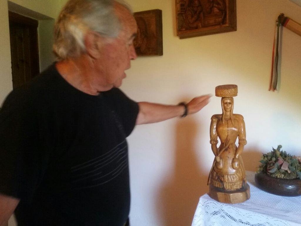 scultore Cammino Francesco 201