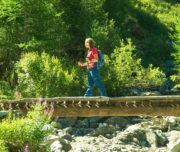 Ponte sulla Dora di Rhemes_Passicreativi