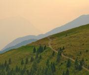 Tramonto in Val Camonica_Passicreativi