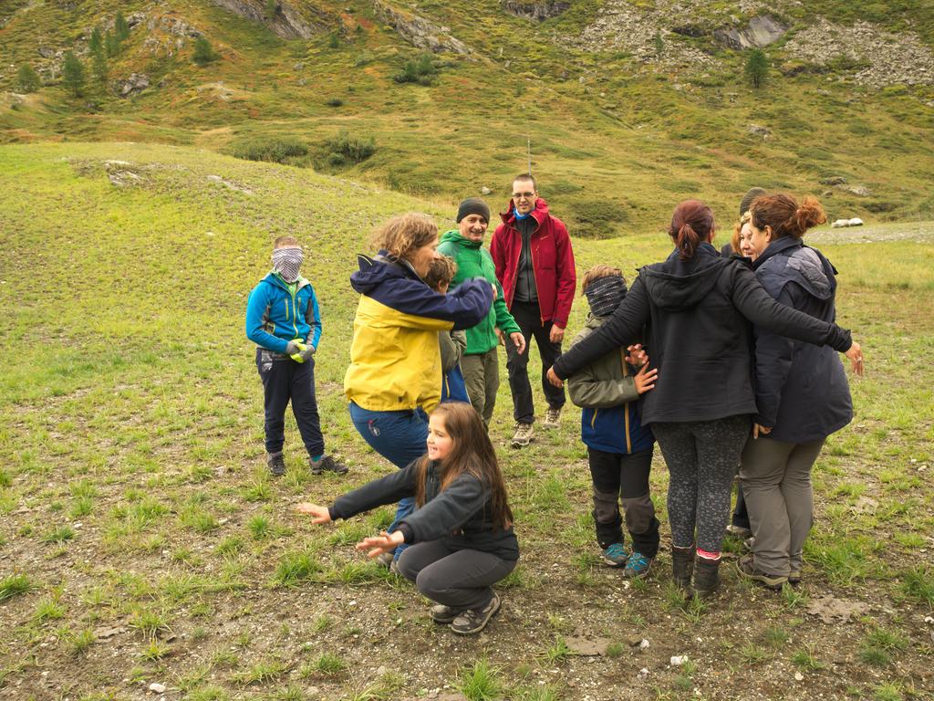 Passicreativi lab in Val di Rhemes_Passicreativi