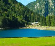 Lago di Cama in Val di Cama_Passicreativi