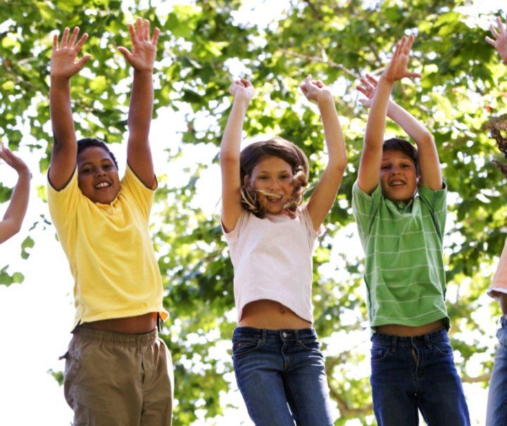bambini giardino bazzigaluppi Vigevano Passicreativi