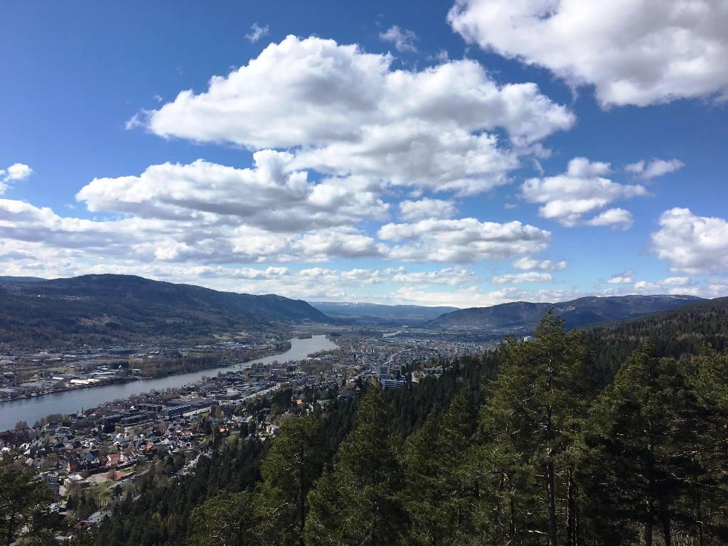 Sentiero Spiralen Norvegia Passicreativi